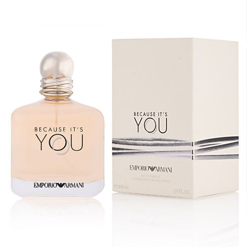 Giorgio Armani Emporio Armani Because Its You Tvoy Parfum